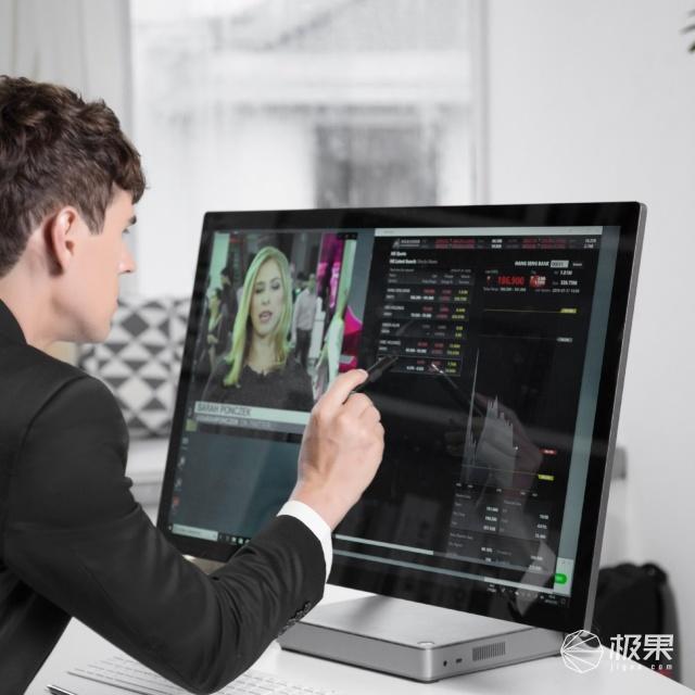 「新东西」买不起SurfaceStudio?老外正在众筹它的廉价版本