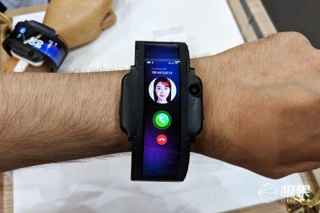 努比亚Alpha真机上手:首款可穿戴柔性手机,体验到底咋样?