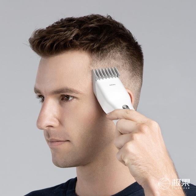 「新东西」配备纳米陶瓷刀头,映趣Boost理发器上架小米众筹