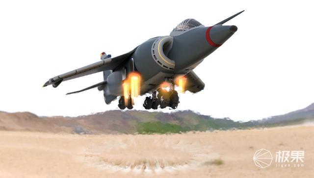 """无人机界的战斗机!""""喝油""""的喷射系统,配合组件竟可超越音速"""