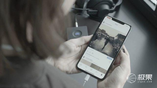 「新东西」Vlog录音神器,Mikme推出手机用专业无线录音机