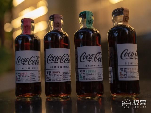 """一口干倒夜店調酒師!可口可樂首款肥宅酒,有人喝出了""""豬內臟味兒""""……"""