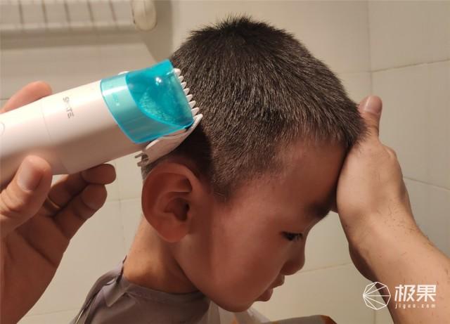哪里来的蚊子|须眉儿童理发器测评
