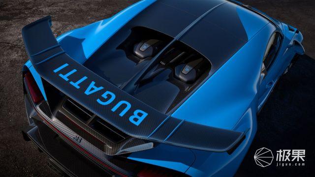 1500匹马力!布加迪新车ChironPurSport曝光,售价约2450万元