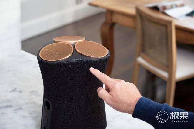 造型太前卫!索尼发布两款无线扬声器,售价2800元起
