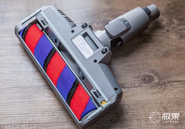 萊克(LEXY)JIMMY吉米艾買提A8上手把手持無線吸塵器