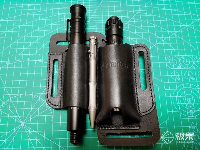 纳丽德(NEXTORCH)-V40EDC装备收纳套使用体验