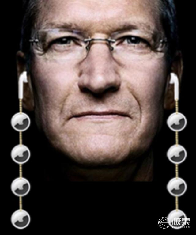 苹果史上最便宜黑科技!百元「钥匙扣」,能让10亿人帮你找东西…