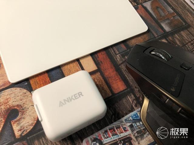 Anker小闪电PD充电套装