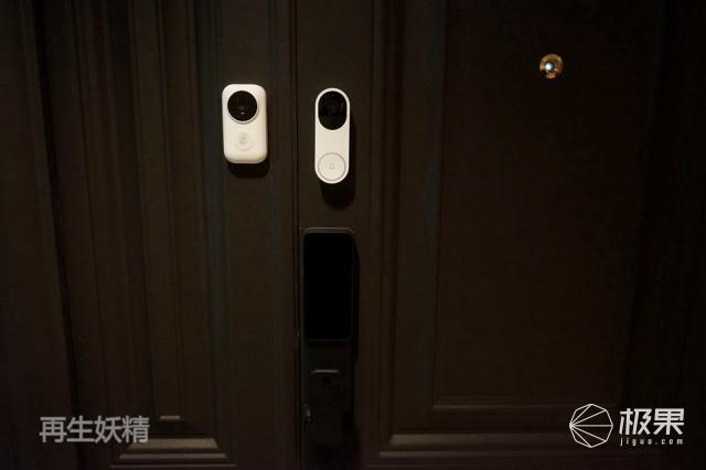 小默智能可视门铃