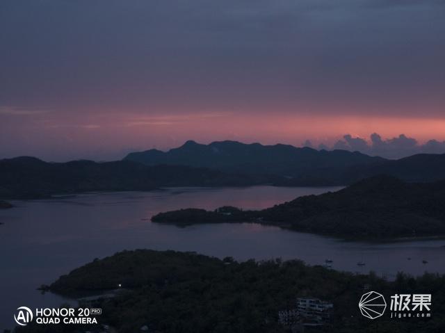 奇幻美景不只是菲律賓的海邊落日,還有你的理想!榮耀20PRO來記錄!