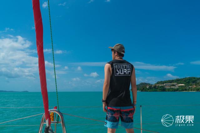 品都市灯红酒绿,探自然万丈风情——记夏日里的普吉岛
