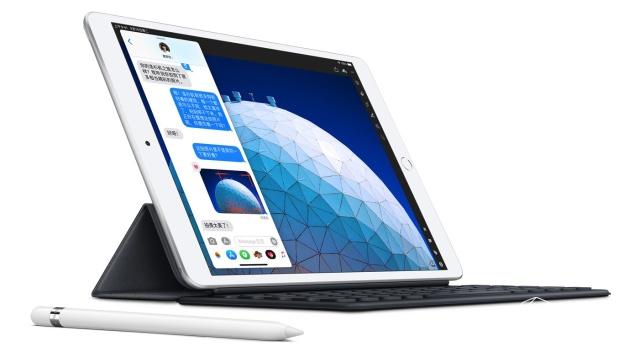 iPadAir3出现永久性无故黑屏,苹果表示将提供免费维修支持