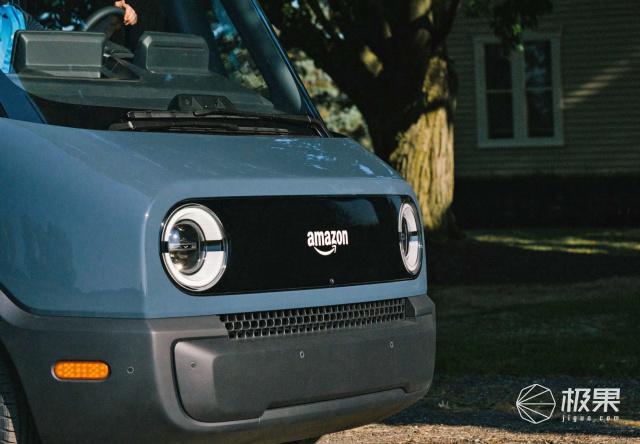 亚马逊宣布将推出首款Rivian定制全电动送货车,预计2020年交付