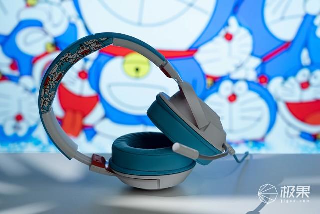 雷蛇x哆啦A梦50周年限定款套装体验:让你梦回童年的怦然心动