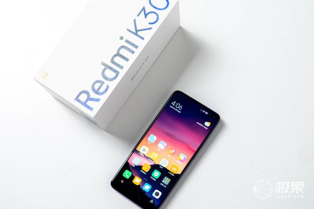 1999买双模5G!RedmiK30评测:提前剧透明年旗舰大战!