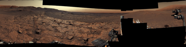 """探索火星新里程!NASA""""好奇号""""漫游火星3000天,又有新发现"""