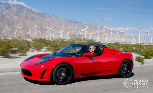 特斯拉跑车Roadster开启预售,零百加速2.1s,油车不是对手…