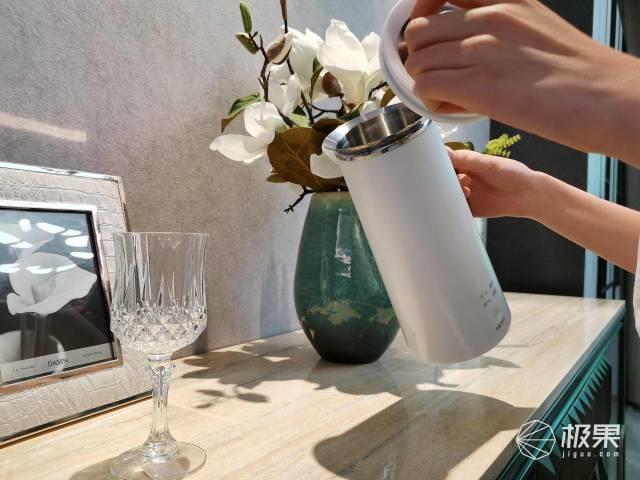 喝水就要喝自己想要的温度,沏茶倒水,温度就要自己说了算