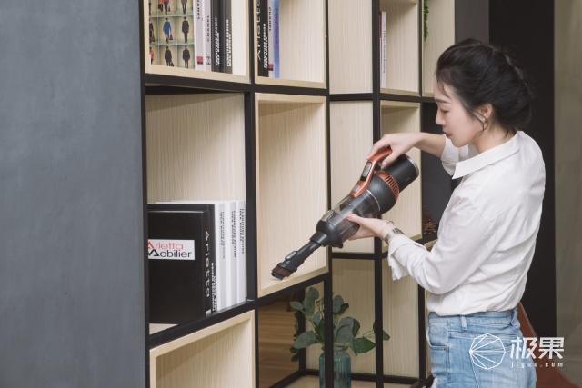 國產也有高端貨,5499元的萊克M12S無線吸塵器