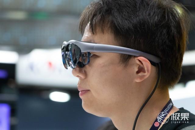 「新东西」5G除了快还能干啥?vivo用AR眼镜,给出了另一种答案