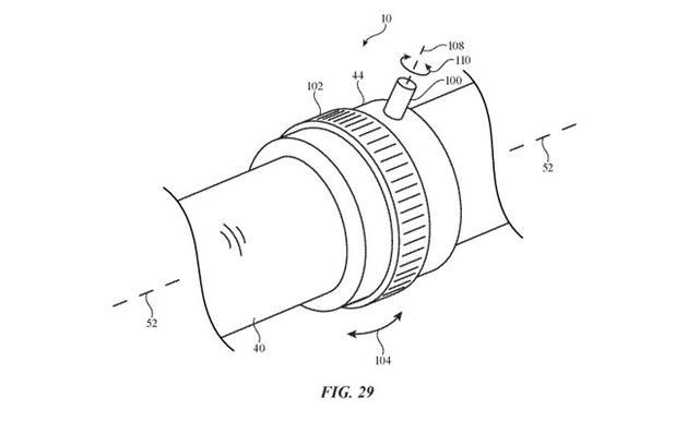 苹果智能指环专利曝光!覆盖整根手指,可控制各种设备