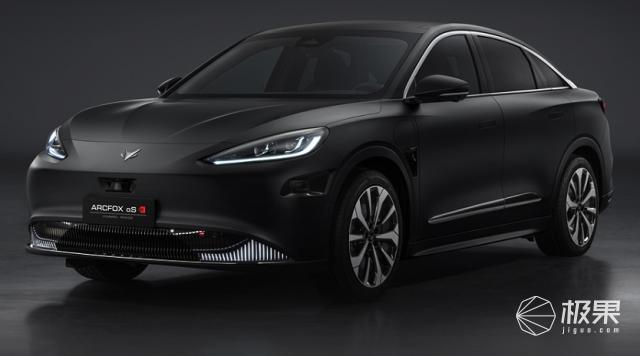极狐阿尔法S正式发布!搭载华为自动驾驶+鸿蒙车机,25万元起…