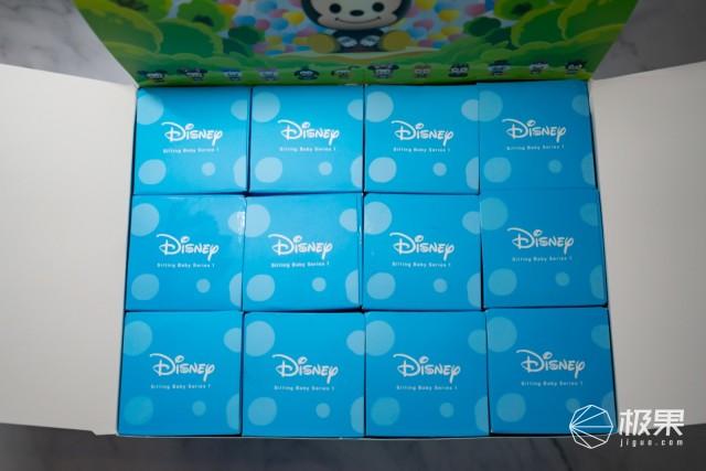 融化少女之心,泡泡玛特迪士尼坐坐系列盲盒