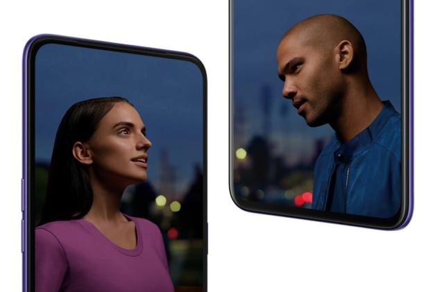 OPPO在印发布F11Pro:升降式摄像头+6.5英寸全景屏
