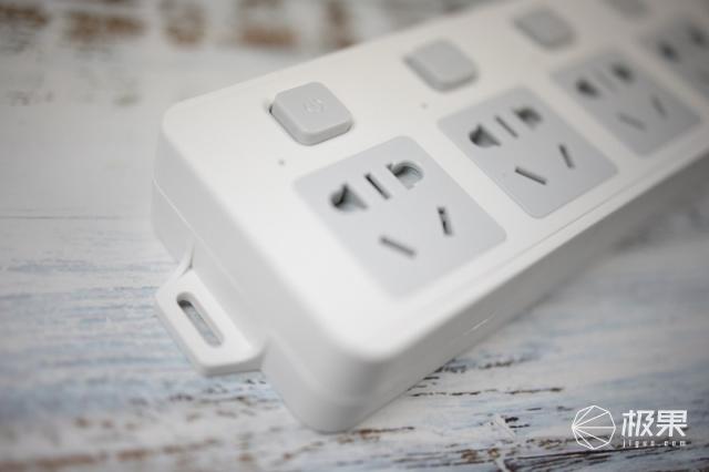 安全用电,全家放心,简评ORICO奥睿科电小度分控插座