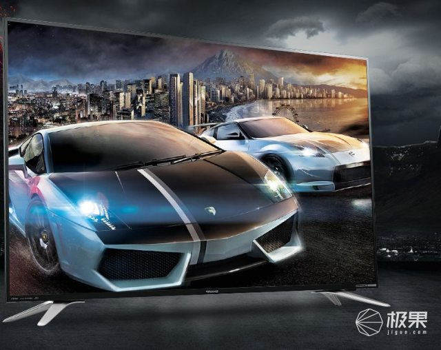夏普(Sharp)50英寸4K超高清智能电视XLED-50SU480A