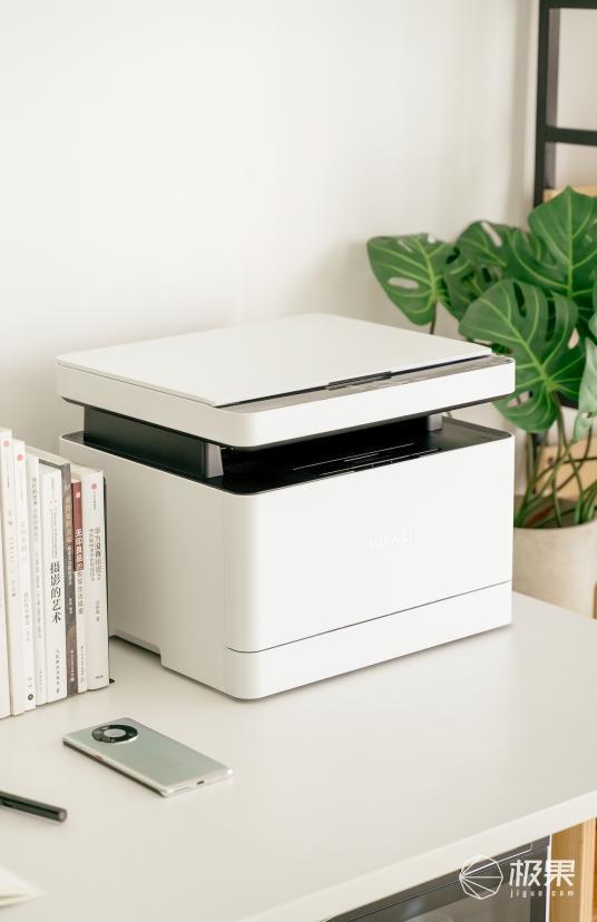 极简美学,更能告别繁琐操作:华为PixLabX1鸿蒙打印机
