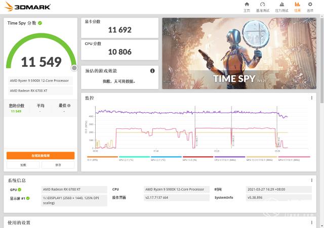 """超""""香""""AMD显卡来了!樱瞳花嫁特别版RX6700XT实测,外观喜人性能更强"""