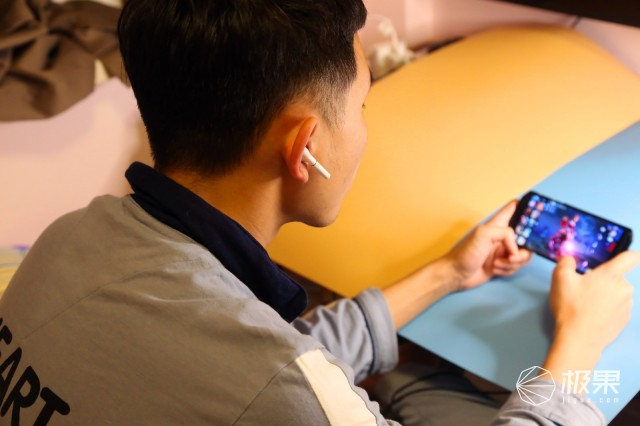 HaylouT19真无线耳机,无损音质,降噪通话