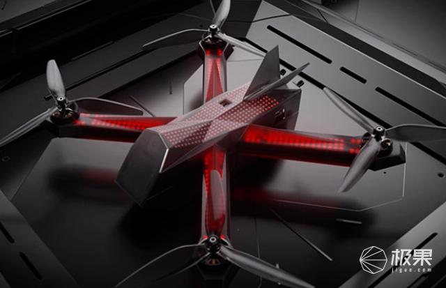 「新東西」無人機競速聯盟出品,Racer4Street新款穿梭機上架眾籌