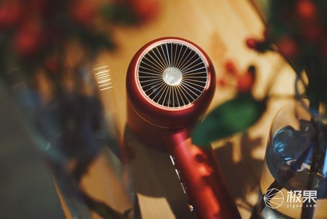 莱克(LEXY)F6水离子涡扇吹风机