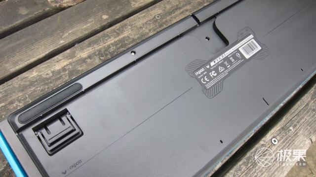 PBT键帽加持,码字工人与雷柏V808樱桃轴机械键盘