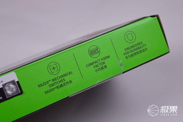 性价比?售价449的绿轴键盘:雷蛇黑寡妇蜘蛛X竞技版开箱