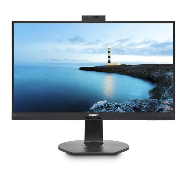 飞利浦显示器推出2款显示器新品:升降摄像头,兼具扩展坞