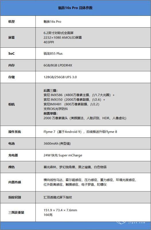 魅族16sPro评测