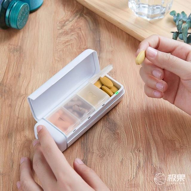 「新东西」药不能停,HiPee智能药盒上架小米有品
