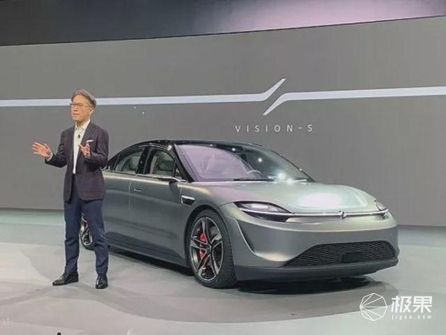 "「CES2020」索尼造车了!浑身都是""世界名牌"",真能挑战特斯拉吗?"