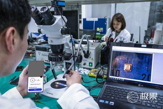 三星发布全球首款5G量子手机!支持量子加密,售价3758元