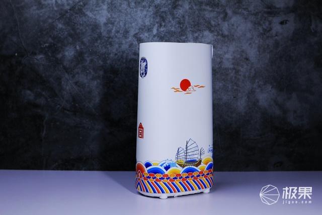 即喝即热,新鲜随行 碧海青心便携式即热饮水机