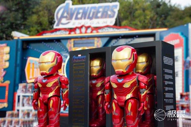 优必选优必选(UBTECH)钢铁侠MARK50机器人漫威复仇者联盟可编程AR游戏智能机器人新品IRONMAN