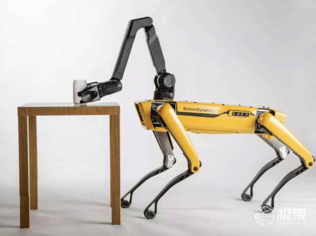 抢饭碗?波士顿动力推出远程管理系统,Spot机器人新增牧羊功能