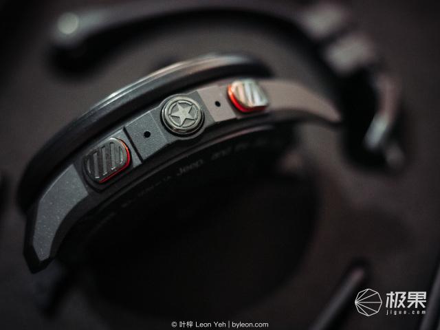 Jeep智能手表