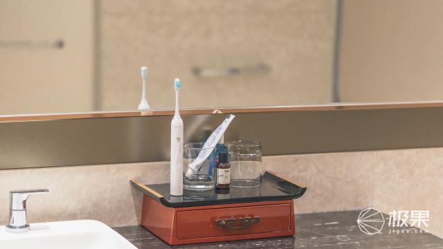 扉乐Major电动牙刷初体验,使用感觉很不错
