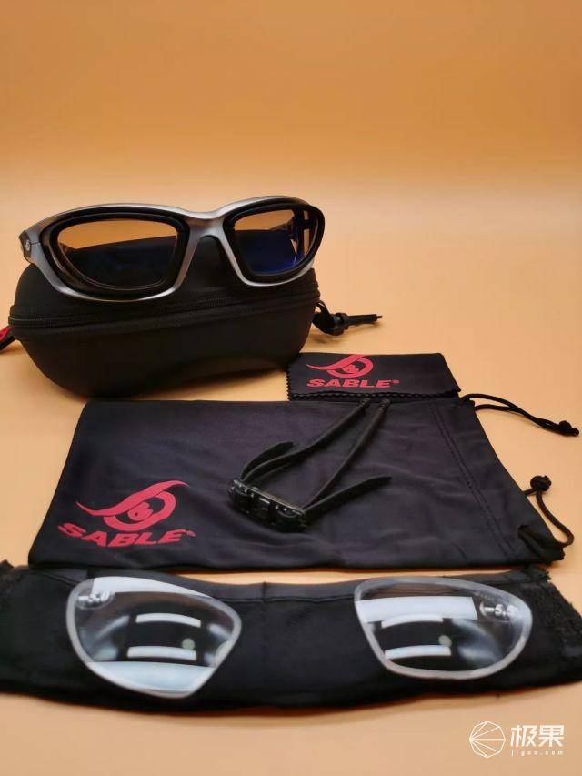 黑貂,专注运动光学,提升近视运动体验