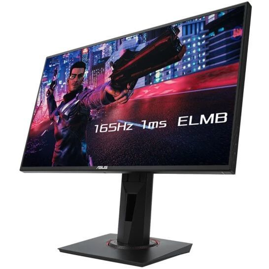 「新东西」支持165Hz刷新率,华硕推出VG248QG电竞显示器新品